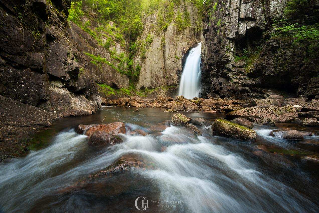 Hasil gambar untuk A Land of Waterfalls