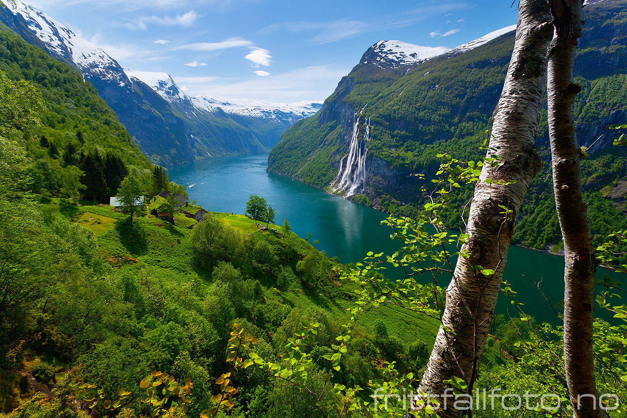 The Geiranger fjord | Norway Travel Guide