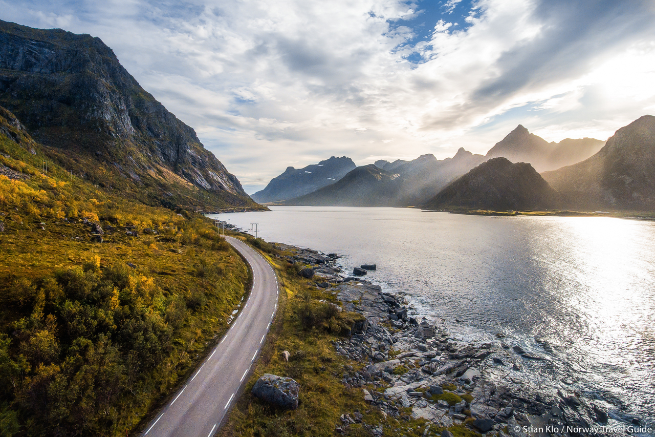 Most stunning roads in norway norway travel guide lofoten national tourist route publicscrutiny Choice Image